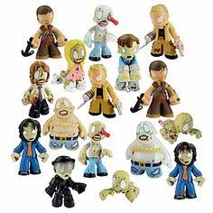 ThinkGeek :: Walking Dead Blind Box Mystery Minis.. I want a Daryl!!!