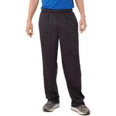 Russell Men's Knit Performance Pants, Size: Large, Black