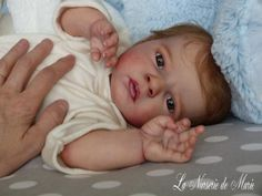 "New Reborn Baby Doll Kit Sabrina By Reva Schick @ 20"" @ • EUR 76,09 - PicClick FR"