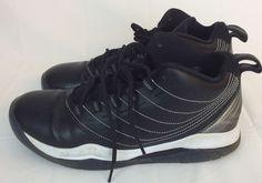 best website c46a2 7a070 NIKE Air Jordan Black Shoes Sneakers US 8 White 688975-010 Eur 41 Men  Velocity  NikeAirJordan  AthleticSneakers