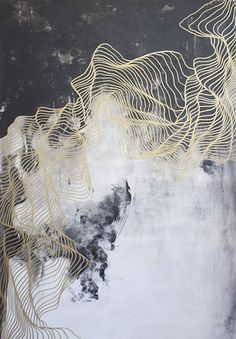 Ethereal Abstract Paintings – Fubiz Media: