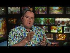 Monsters University: John Lasseter Interview --  -- http://wtch.it/vka2f