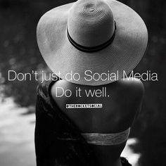 Crush it on social media here is the key !