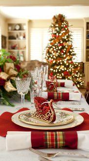 plaid christmas Winter Christmas