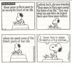 Snoopy the author reminds me a bit of me. Writing Humor, Writing Quotes, Writing Advice, Writing Editor, Writing Comics, Writing Strategies, Writing Help, Essay Writing, Snoopy Love