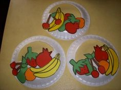 Fruit And Vegetables Kindergarten Lesson Plans Ideas Senses Preschool, Preschool Crafts, Toddler Crafts, Crafts For Kids, Vegetable Crafts, Kindergarten Lesson Plans, Fruit Of The Spirit, Thanksgiving Crafts, Summer Kids