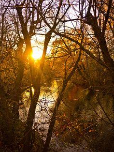 Conestoga River in Lancaster County, PA.