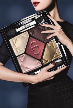 Dior Look Automne/Fall 2014 5 Couleurs Dior, Sasha Luss Dior Beauty, Beauty Skin, Beauty Makeup, Makeup Style, Dior Makeup, Makeup Cosmetics, Dior 2014, Perfume Making, Beauty Tips For Women