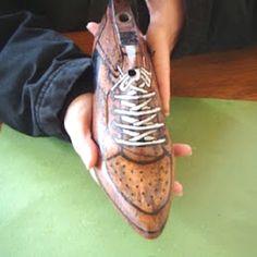Wood Shoes
