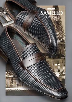 :: Samello - Clássico Baumer :: -#shoesmen #men #shoes #menshoes