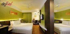 Our rooms are spacious and comfortable enough to make your vacation all the more better at Effotel Hotel Indore.