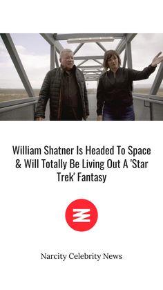 Click here👆👆👆 for the full article! William Shatner, Canada Travel, Public Transport, Celebrity News, Star Trek, Fantasy, Guys, Stars, Celebrities