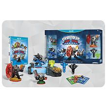@Toys R Us 99.99 Skylanders Trap Team Dark Edition Starter Pack for Nintendo Wii U