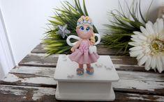 Voici ce que je viens d'ajouter dans ma boutique #etsy : Boite en bois fée des dents,bracelet dent,fée fait à la main,fée fimo,fée des dents,souvenir bébé,cadeau naissance,baby shower,bracelet http://etsy.me/2FlpENd #articlespourlamaison #decorationinterieure #fetepren
