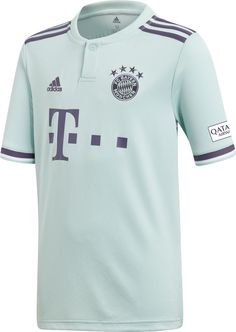 adidas Youth Bayern Munich 2018 Stadium Away Replica Jersey 3e8698609e1ab