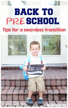 Back to school tips to ease the transition from summer to school time. Sleep, breakfast, getting organized - it's all covered!