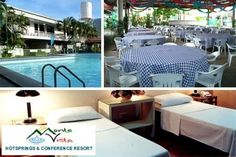 Day or Night Swimming Passes and Use of One Picnic Table at Monte Vista Hotsprings & Conference Resort in Pansol, Laguna: Good for One or Ten Persons http://www.beeconomic.com.ph/deals/groupon-travel/Monte-Vista-Hotsprings-and-Conference-Resort/716869259