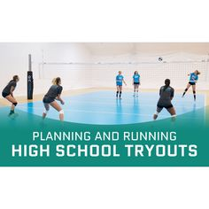 Coaches, are you confident in planning and running high school tryouts? Navigating tryouts can often be overwhelming, so Tod Mattox and the Jim Stone are here to break down the process. Watch this video on planning and running high school tryouts from our High School Prep Series!