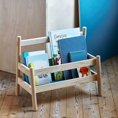 IKEA launches a new family of kids furniture and storage for kids room, IKEA FLISAT. The new series is montessori friendly and has been made to last. Ikea Kids, Montessori Ikea, Montessori Bedroom, Montessori Classroom, Baby Bedroom, Kids Bedroom, Ikea Book, Book Storage, Ikea Storage