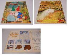 ALBUM-FIGURINE-PANINI-DAVID-GNOMO-AMICO-MIO-COMPLETO-1986