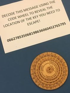 Free educational lesson plans, ideas and resources for creating an 'escape room' in schools