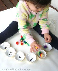 Ako hrou podporiť matematické predstavy detí? | Vývin a správanie dieťaťa | Staráme sa | Babetko.Rodinka.sk