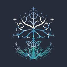 Check out this awesome 'Lightful+Gondor+Tree' design on - Lotr Tolkien Tattoo, Tatouage Tolkien, Lotr Tattoo, Tree Of Gondor Tattoo, Hobbit Tattoo, Legolas, Aragorn And Arwen, Thranduil, Ring Tattoos