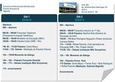 Agenda #EIE_FT #euvou