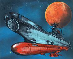 DESSLER'S WAR and More: SPACE BATTLESHIP YAMATO in the 80s « SciFi Japan