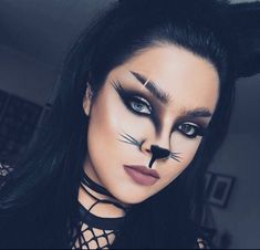 62 Best Catwoman Makeup Images Halloween Makeup Catwoman