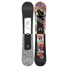 K2 Subculture Wide Snowboard 2016 This Subculture Wide is an all mountain charger that hides a freestyle element inside with its setback twin shape, and its tip and tail precision rock. #snowboard #snowboarding #k2subculturewidesnowboard2016 #allmountain