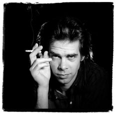 NICK CAVE by GUIDO HARARI NICK CAVE, Milan, 1994 - Wall of Sound Gallery - Fine Art Music Photography