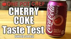 NEW VIDEO: Taste Test: Cherry Coca Cola (USA) Watch the video here: http://youtu.be/N_GujfX9BqY