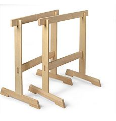 Smart Sawhorses - Fine Woodworking Article