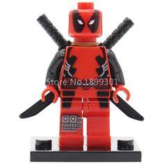 Deadpool Minifigures – Superhero Universe