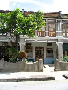 british colonial house colonial architecture old penang