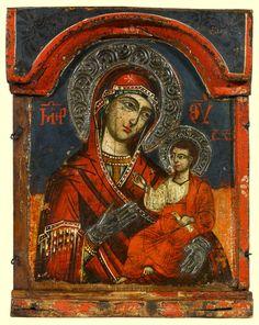 Best of Greek art Byzantine Icons, Byzantine Art, Religious Icons, Religious Art, Madonna, Russian Icons, Best Icons, Early Christian, Greek Art