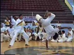 Capoeira Mestres: Arte Luta, José Paulo Santos. Meia Lua, Polêmico, João...