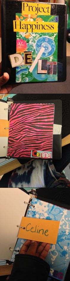 My staff and I have a recognition folder. Each of us have a page in the folder along with an envelope. At each staff meeting we pass the folder to someone putting a picture, sticker (any image really) on there page we write them a cute note(place in envel - created via http://pinthemall.net