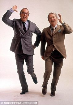 The Morecambe and Wise Show.