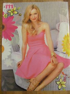 Dove Cameron, Full Page Pinup