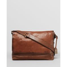 Frye James Messenger Bag