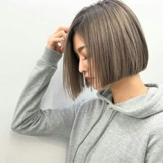 41 Top Bob Cut Short Hairstyles for Teen Girl - Short hair - hair Medium Bob Hairstyles, Teen Hairstyles, Trending Hairstyles, Straight Hairstyles, Winter Hairstyles, Trendy Haircuts, Short Bob Haircuts, Haircut Short, Fashionable Haircuts