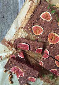 Blok czekoladowy z ciecierzycy