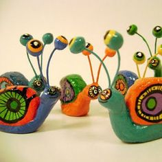 *** СЕМИНАР БУМАГИ *** Paper Mache Clay, Paper Mache Sculpture, Paper Clay, Clay Art, Paper Art, Art For Kids, Crafts For Kids, Diy And Crafts, Arts And Crafts