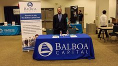 It's 2015, and Balboa Capital just keeps on growing. We have a booth at the UC Irvine Career Day today @UCIrvine #jobs #internship #finance #employment #irvine #balboacapital