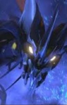 Darksteel looks so much like Breakdown and Dreadwing, if they had a