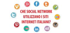 In una analisi su 2500 siti internet professionali scopriamo quali e quanti sono i social network più utilizzati nei siti web in Italia