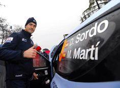 """Dani Sordo correrá el Rally de Portugal la próxima semana   QuintaMarcha.com Tras no ser de la partida en las pruebas de Suecia y México, Dani Sordo (Hyundai) volverá a correr en el Rally de Portugal la próxima semana. """"Es una cita que me gusta mucho y en la que he logrado buenos resultados en el pasado"""", afirma el piloto cántabro."""