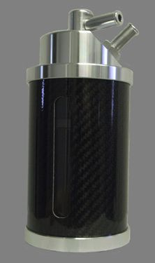OIL CATCH CAN REAL CARBON FIBER